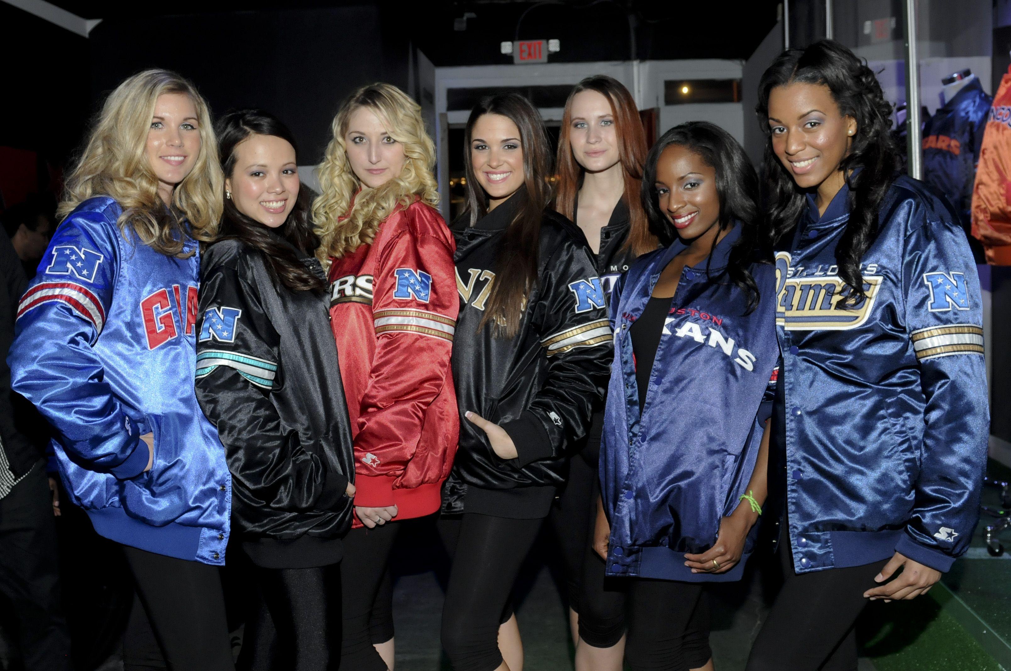 How starter jackets came unraveled jackets sport