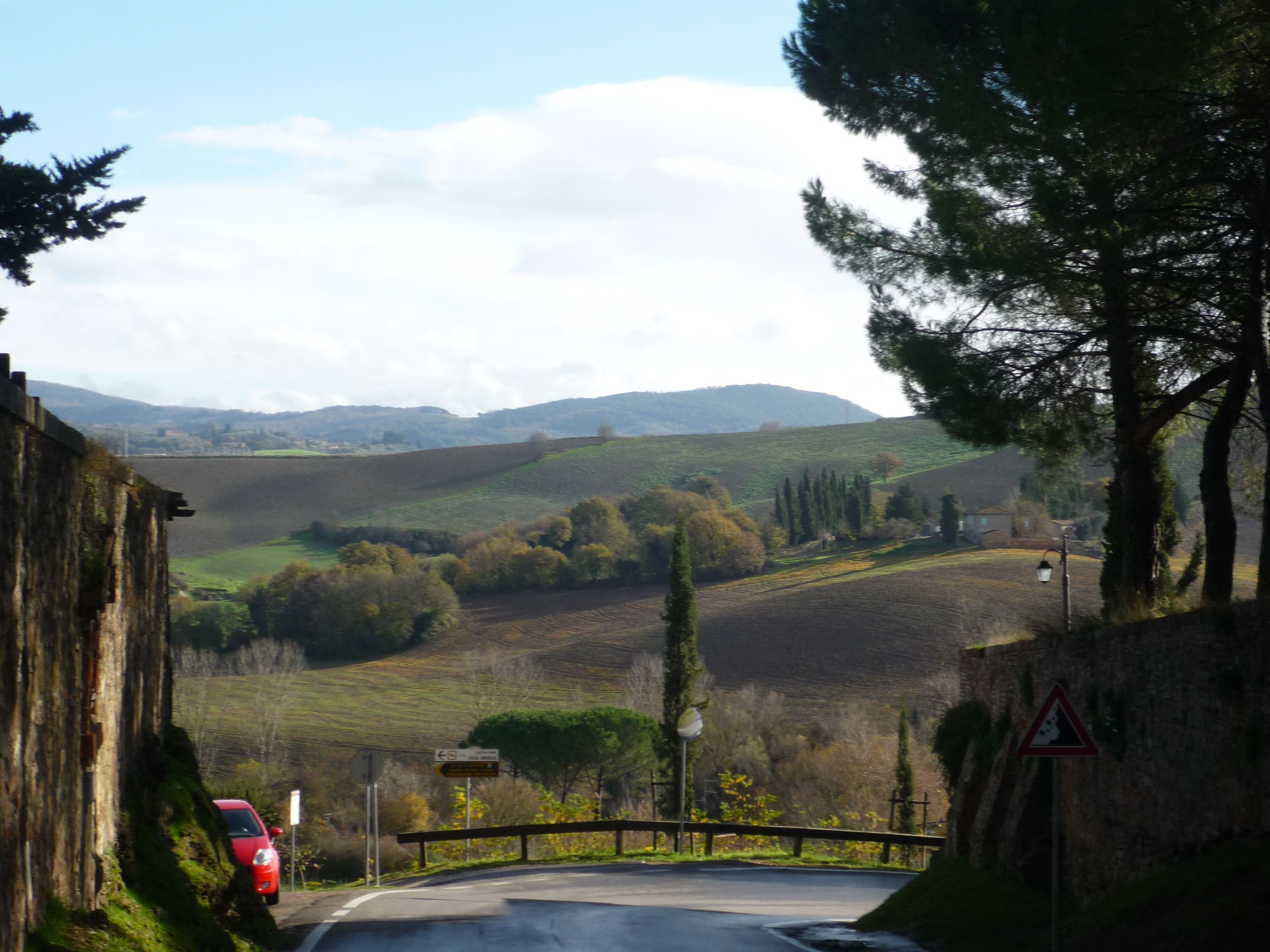 Cucina Toscana a Pienza - Terrazza Val d\'Orcia | Tuscany | Pinterest ...