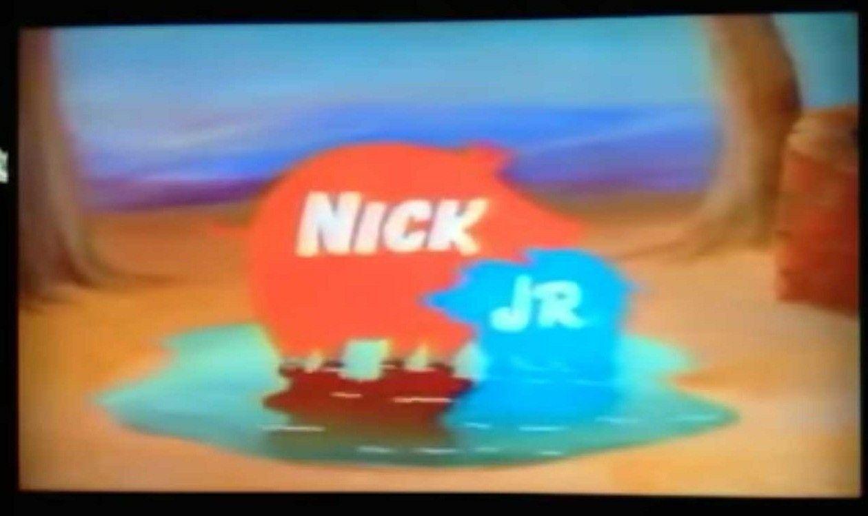 Nick Jr Pigs Bumper Nick Jr Animals Bumper Blues Clues Vhs Nick Jr