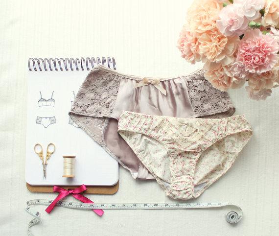 Woven Panties Sewing Pattern PDF Pack Ohhh Lulu Grace and Jane ...