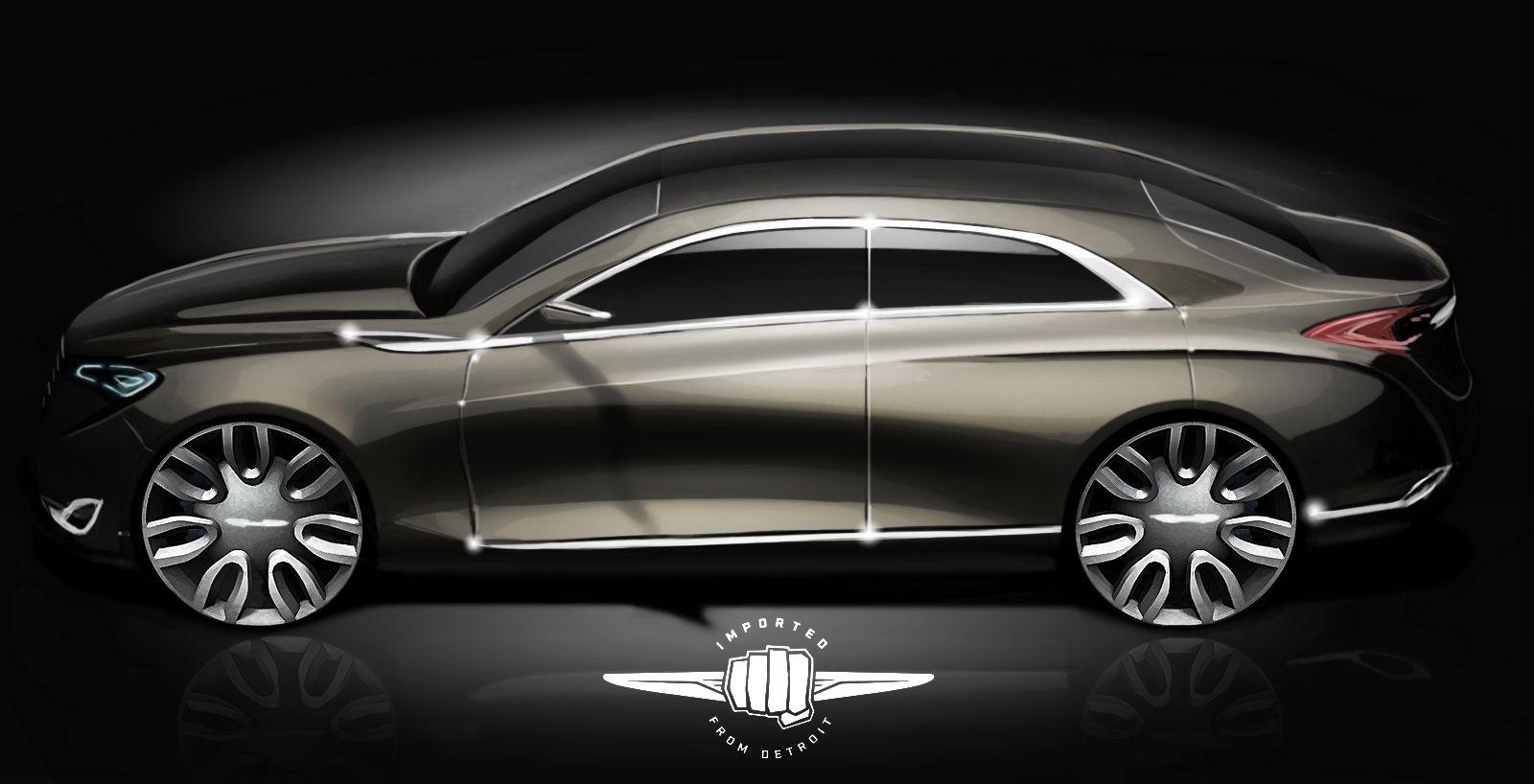 Next generation 2014 chrysler 200 sedan