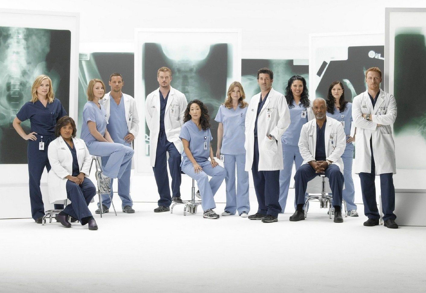Season 6 (Grey\'s Anatomy)