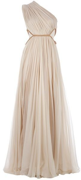 Lovely One Shoulder Prom Dress | Pup And Cats | Pinterest