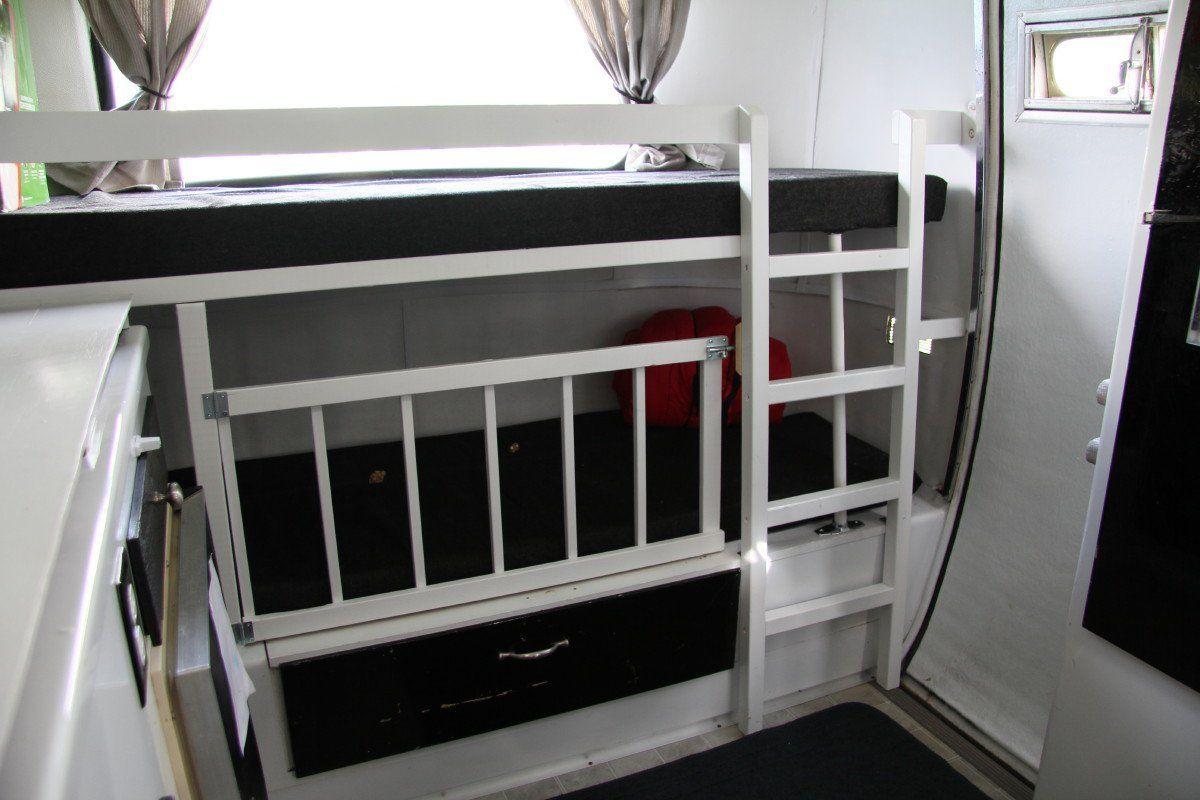 Boler Bunk Crib Scamp Trailer Camper Bunk Beds Caravan Bunks