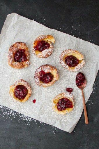 Mini Dutch Babies   Recipe   Sugar cubes diy, Pancake ...