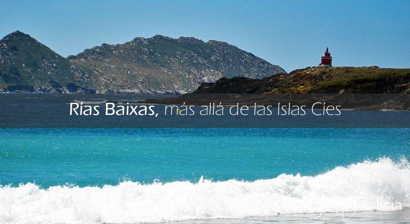 Las playas de #Sanxenxo, el marisco de #OGrove, los vikingos de #Catoira, los hórreos de #Combarro... porque las #RíasBaixas son mucho más que las #IslasCíes #SienteGalicia #Galicia
