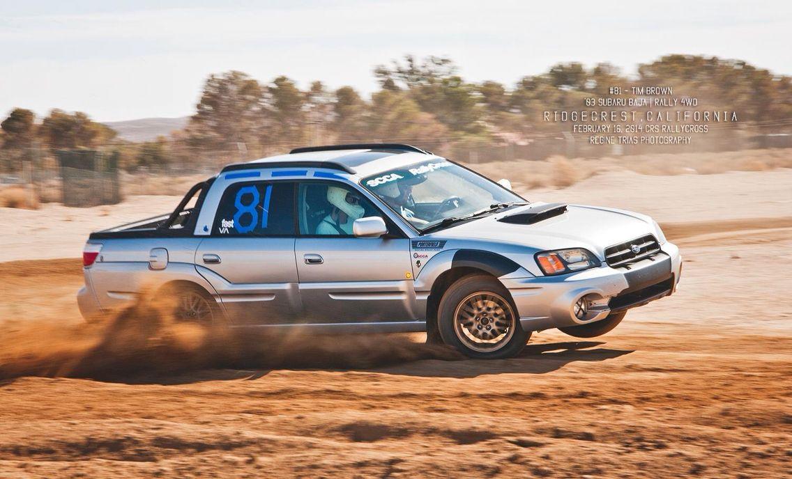 Rallyx Subaru Baja Forester Wrx Sti Hatchback An
