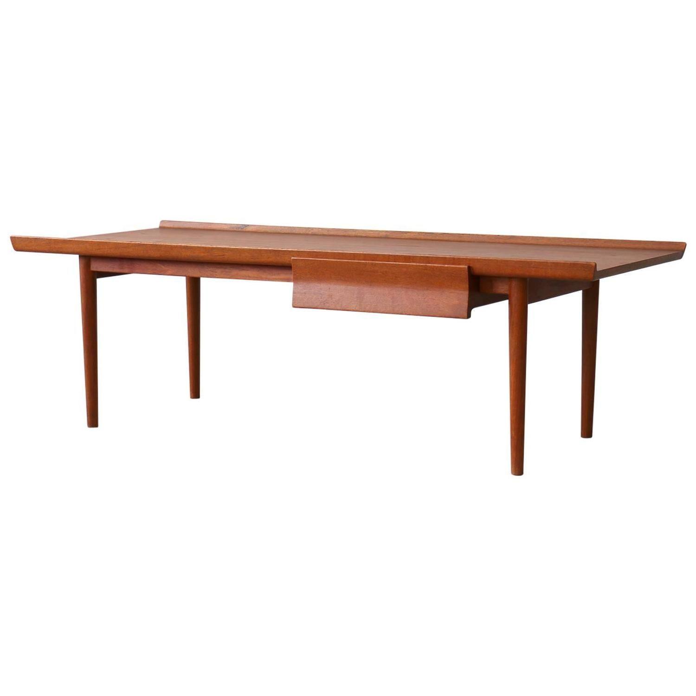 Finn Juhl Rare Niels Vodder Teak Vintage Danish Modern Coffee Table Danish Modern Coffee Table Vintage Danish Modern Modern Furniture [ 1500 x 1500 Pixel ]