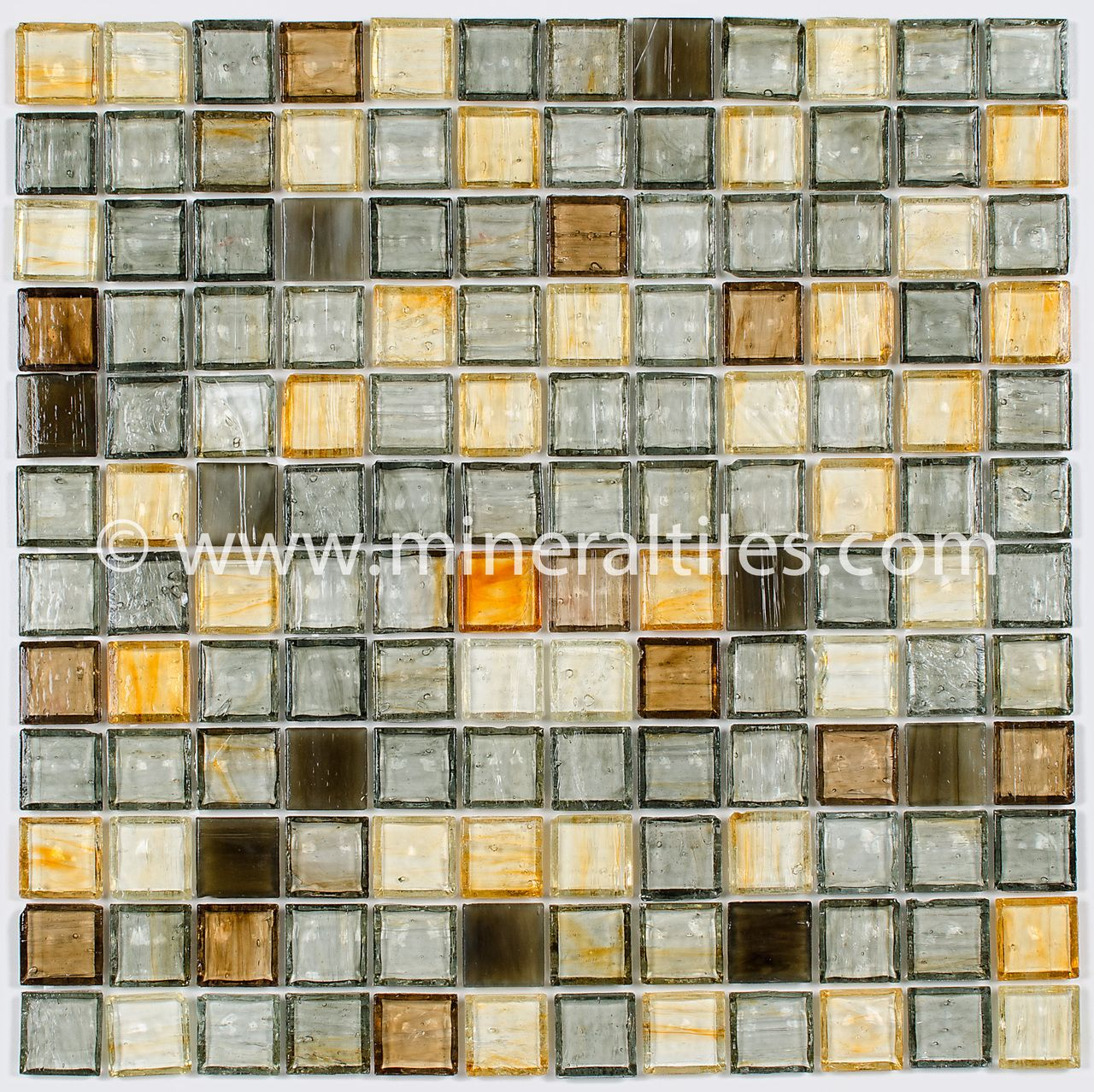 Stained Glass Mosaic Tile Olive 1x1 Stained Glass Mosaic Tile Stained Glass Tile Mosaic Glass