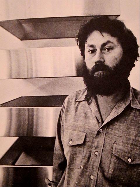 Donald clarence judd june 3 1928 february 12 1994 for Minimal art judd