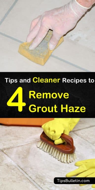 4 Handy Ways to Remove Grout Haze (With images) Cleaner