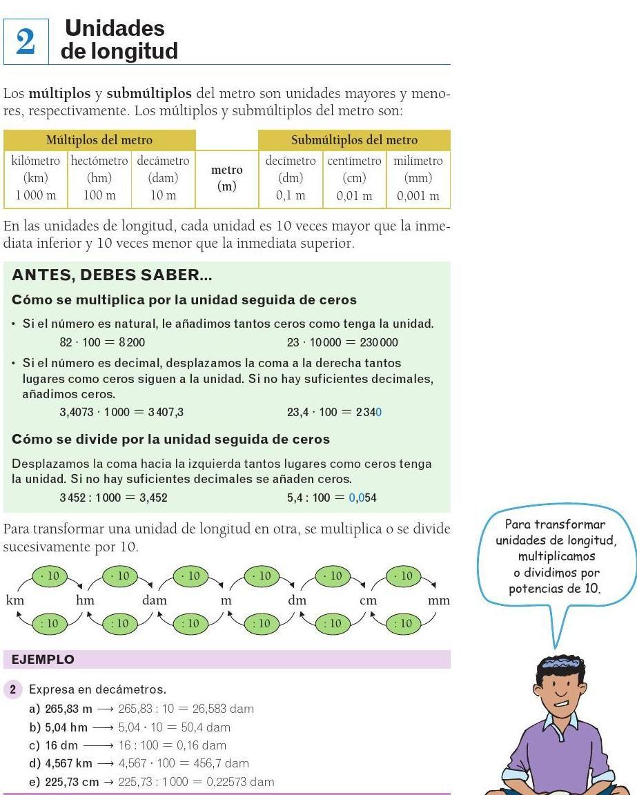 Mates 1ºeso Avanza Santillana Clippedonissuu Matematicas Primero De Primaria Matematicas Avanzadas Matematica Ejercicios