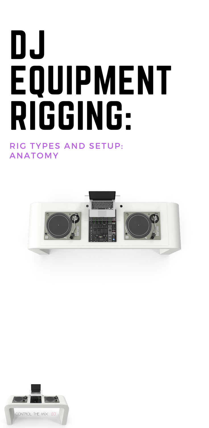 11506177472f3 DJ SETUP AND EQUIPMENT  DIFFERENT RIG TYPES AND DJ BOOTH