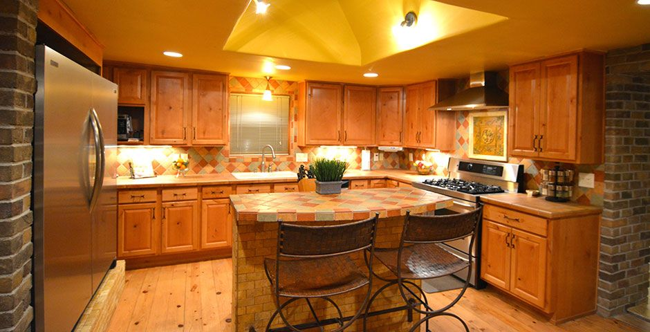 Adobe Kitchen Remodel | by Rutherford Design & Construction ...