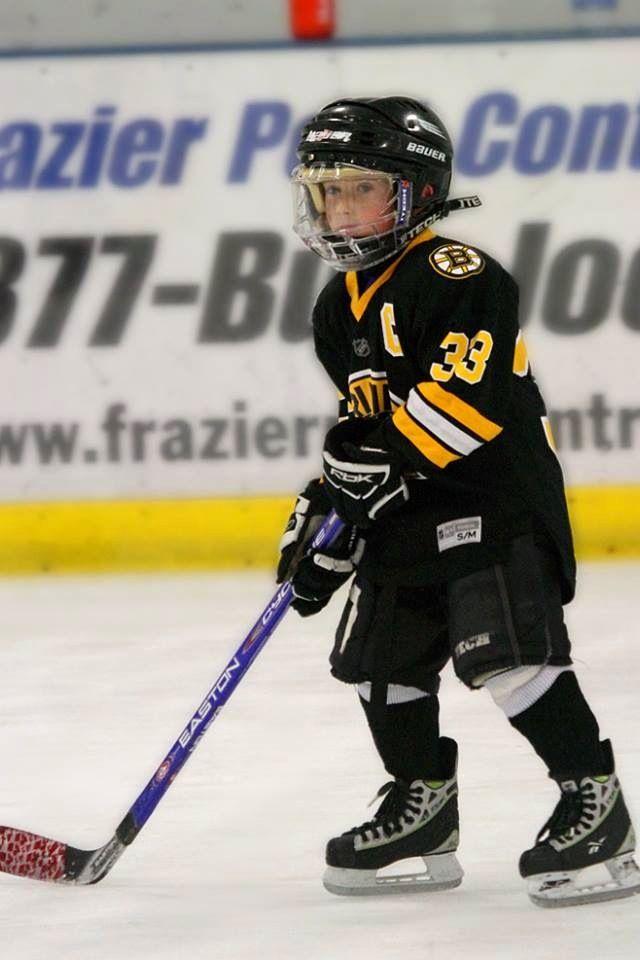 My Little Hockey Player Hockey Kids Boys Hockey Hockey Baby