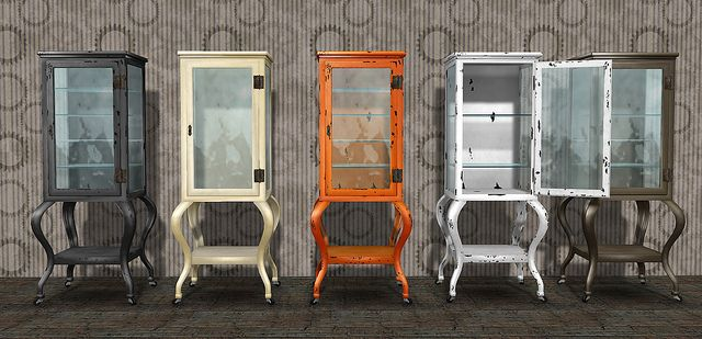 old fashioned pharmacy cabinet - Google Search