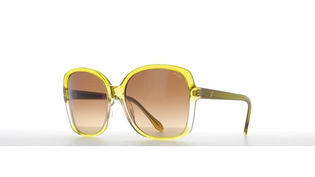 Sunglasses con lenti sfumate, YOBE eyewear