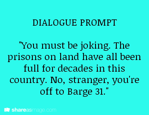 131 #writingprompt