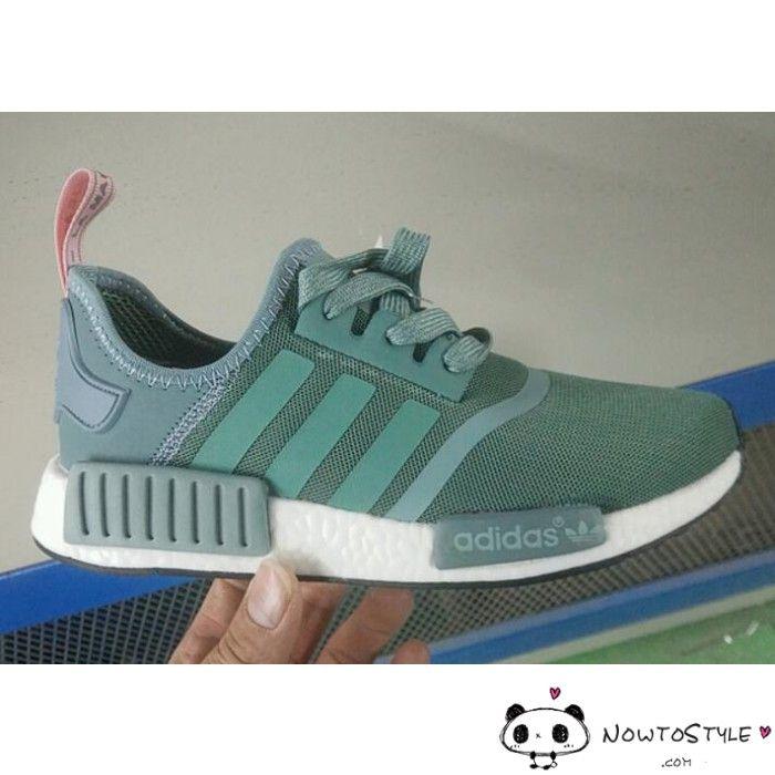 Originals Green Primeknit Suede Runner White Nmd Adidas Mens YHZq58n