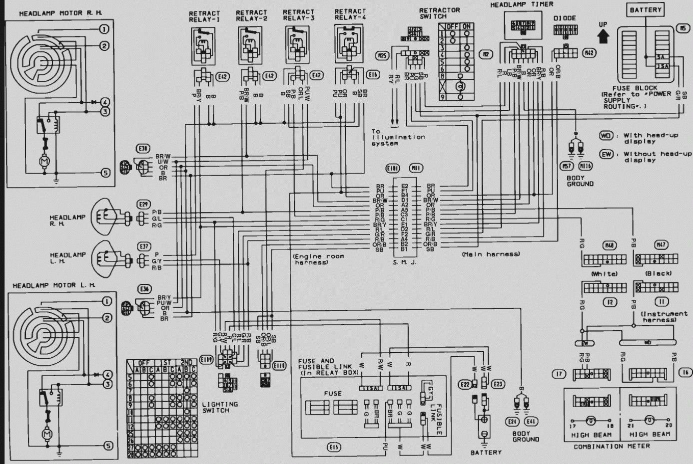 Inspirational 240sx Wiring Diagram In 2020 Electrical Circuit Diagram Circuit Diagram Diagram