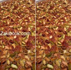 نمورة نبكية على اصولها زاكي Syrian Food Cooking Arabic Sweets
