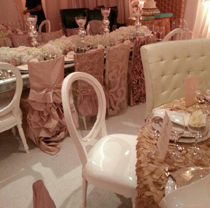 Chair Cover Heaven