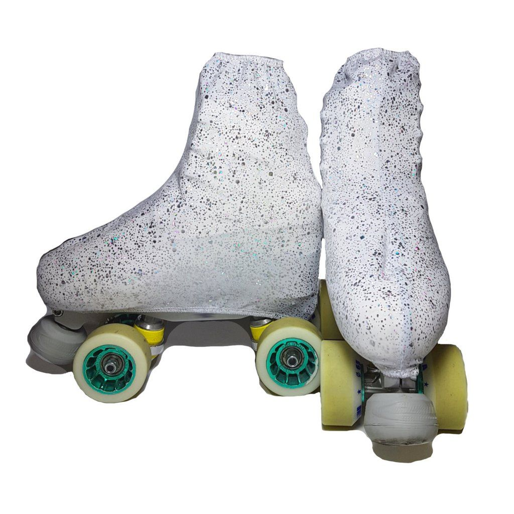 Blue Fog  Boot Covers for RollerSkates and Ice Skates  SMALL ONLY