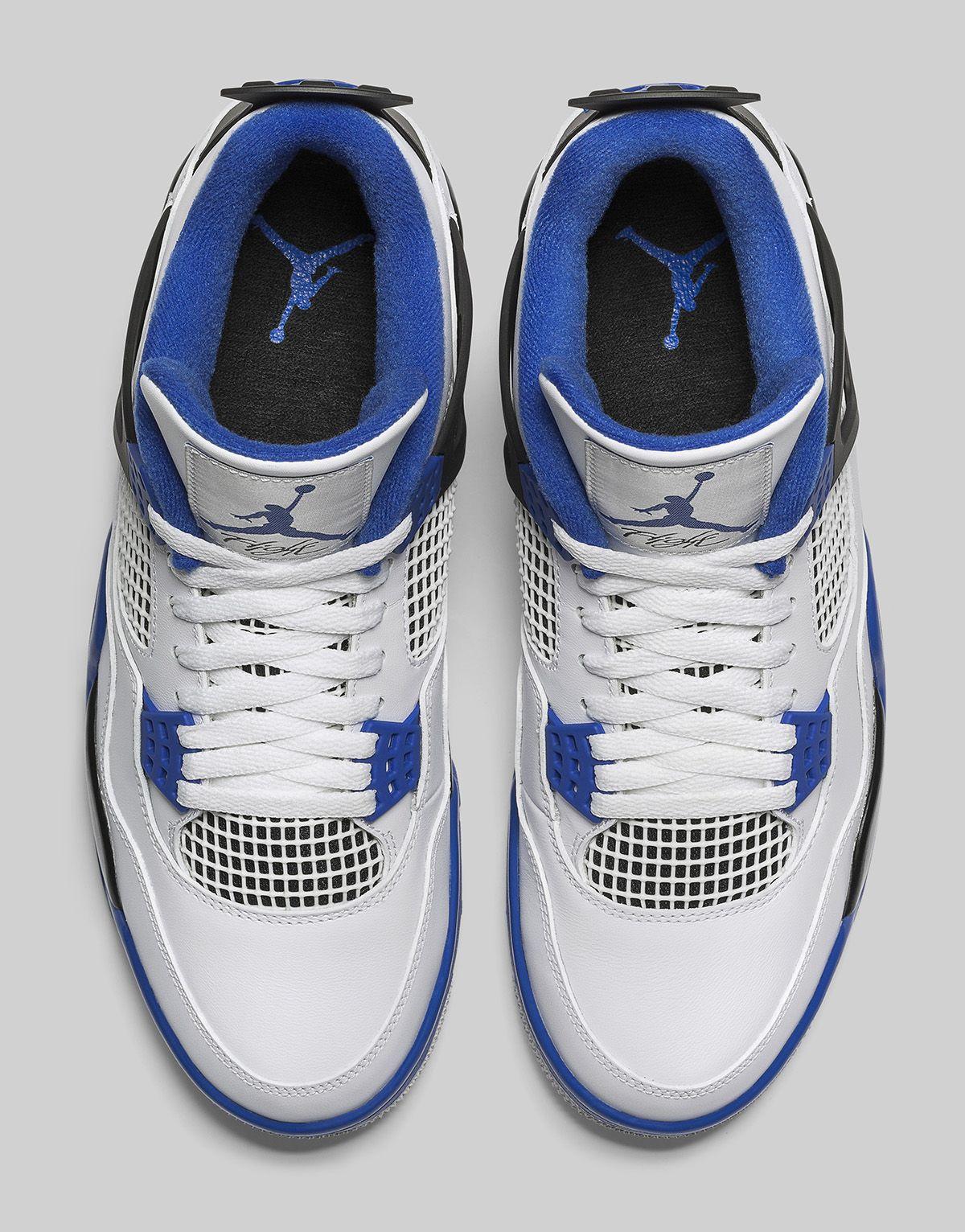 promo code 3bd7c f017a Release Date  Air Jordan 4 Retro Motorsports - EU Kicks  Sneaker Magazine