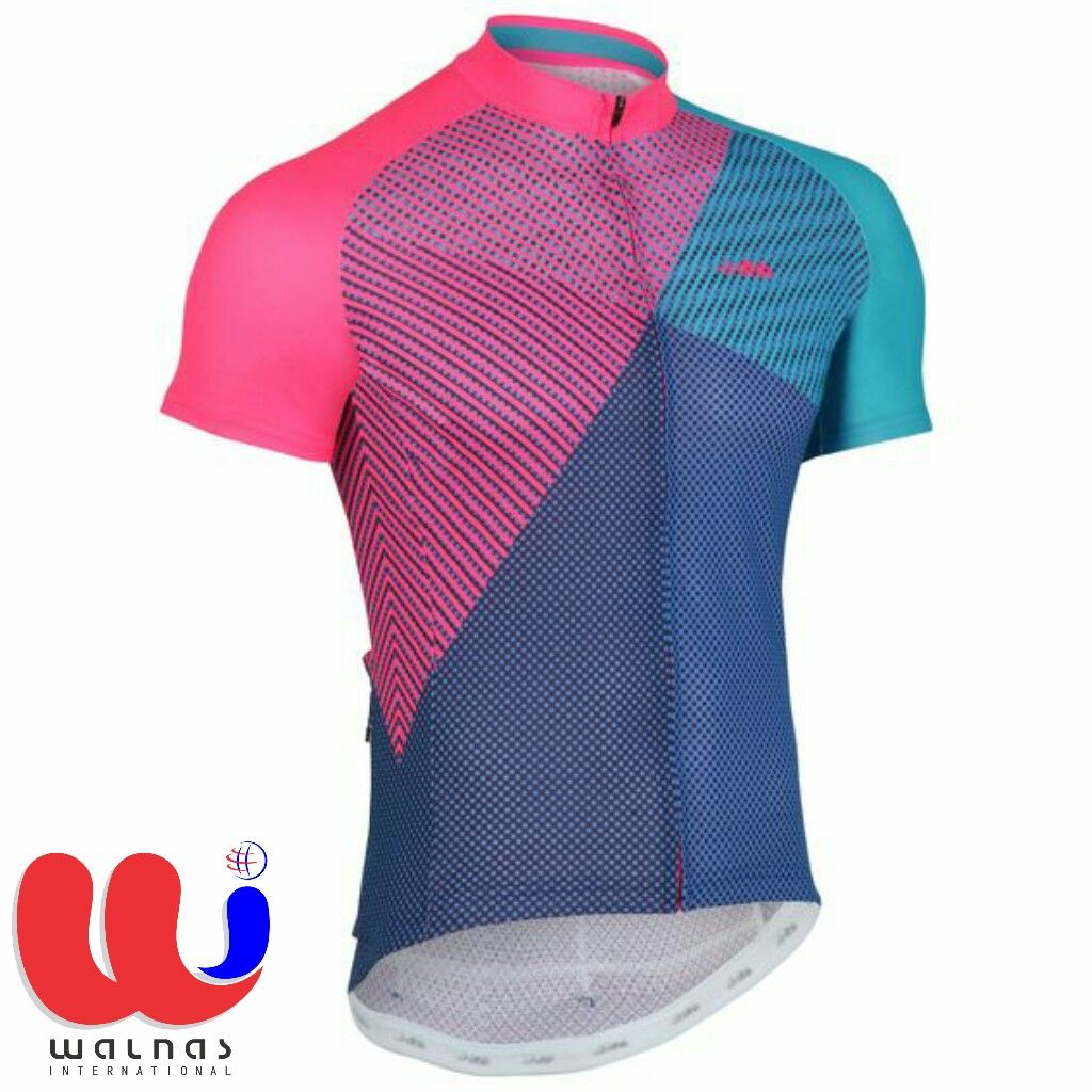 Custom cycling jerseys 280 gsm dri fit fabric