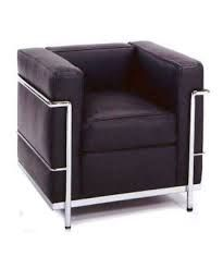 1928 Grand Confort Lc2 Le Corbusier Jeanneret Y Perriand Francia Cube Chair Chair Tub Chair