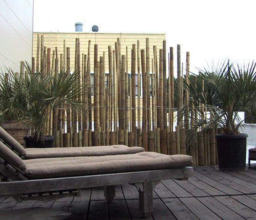 Roof Garden Terrace Balconies