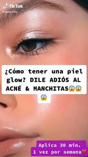 Dile  adiós al acné y marchitas  -   19 beauty Tips products ideas