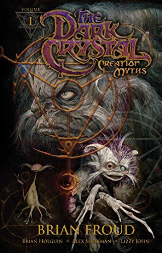 Jim Henson's the Dark Crystal: Creation Myths, Volume 1 by Jim Henson http://www.amazon.co.uk/dp/1608867048/ref=cm_sw_r_pi_dp_fEoqvb0R1NVGZ