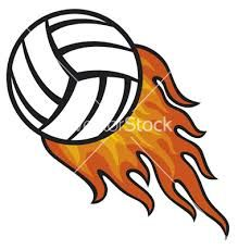 How To Draw A Volleyball On Fire Google Search Sports Drawings Volleyball Drawing Volleyball Posters