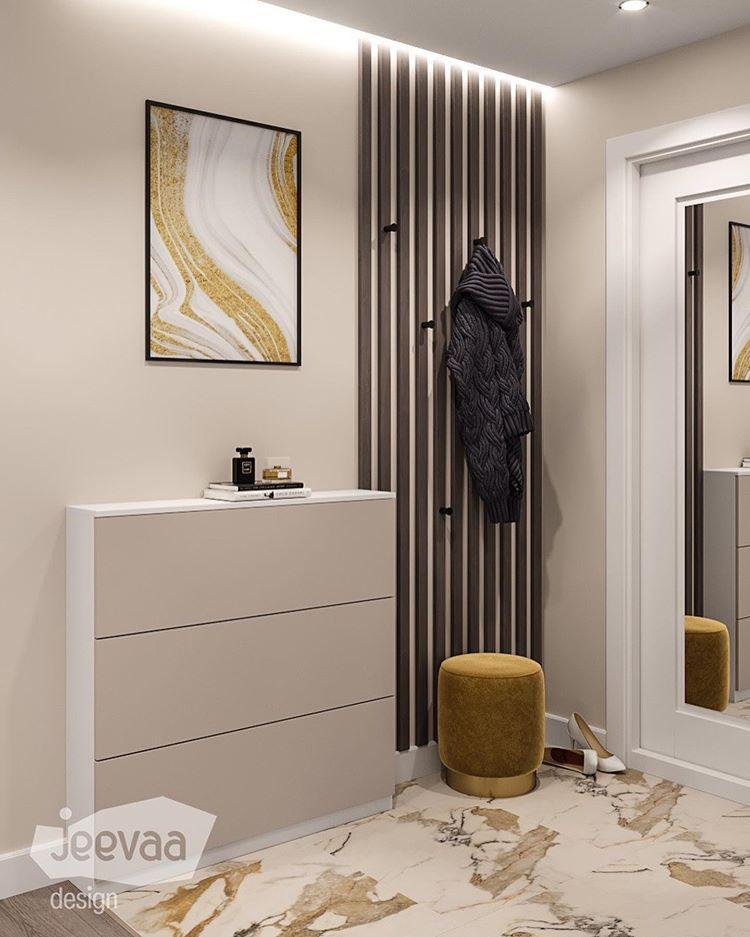 D E S I G N D E C O R No Instagram Proekt Ot Studii Jeevaa Design Https Vk Com Jeevaa Home Room Design Home Interior Design Foyer Design