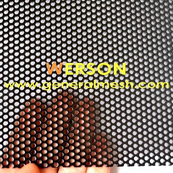 Aluminum Security Screen Door perforated security door mesh,perforated aluminum security screen
