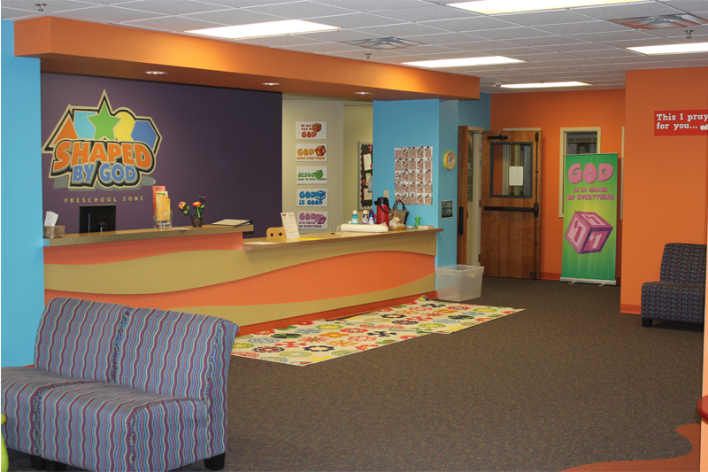Daycare Entrance Pics Facilities Sprouts Preschool Childcare Center Facility Remodel