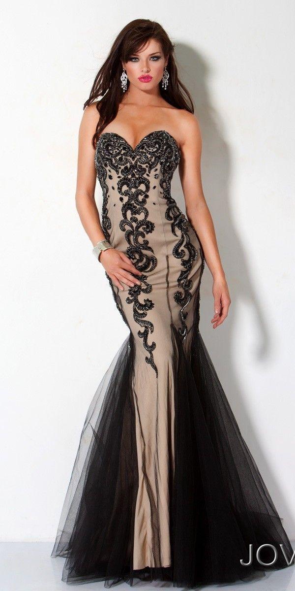 ef64a4abf44f2 Jovani Sophisticated Mermaid Dress 3425 | dresses | Prom dresses ...