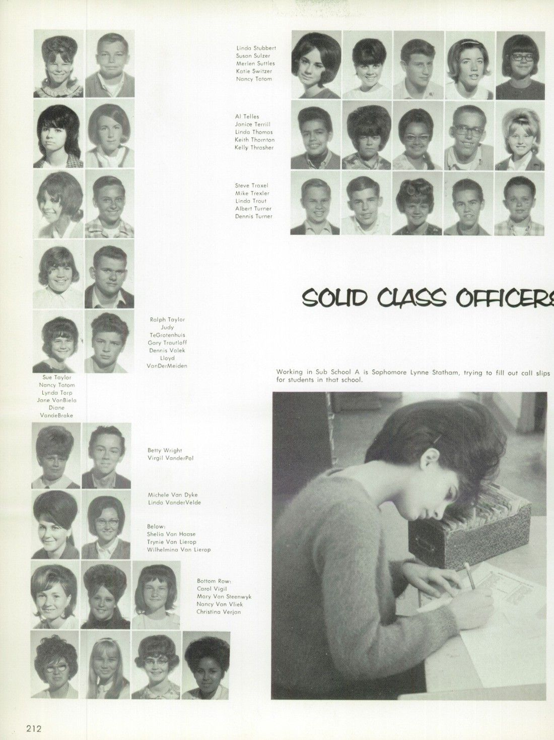 1966 Bellflower High School Yearbook Via Classmatescom Throwback