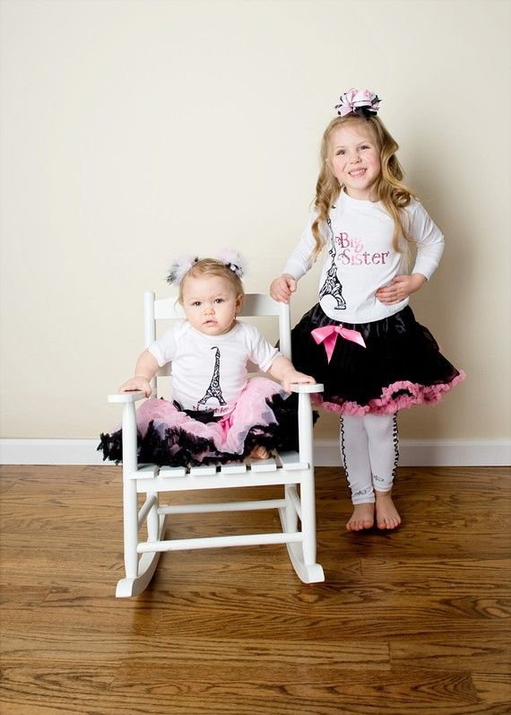 Pin By Beth Crowe On New Baby Big Sister Little Sister Baby Couture Children S Boutique