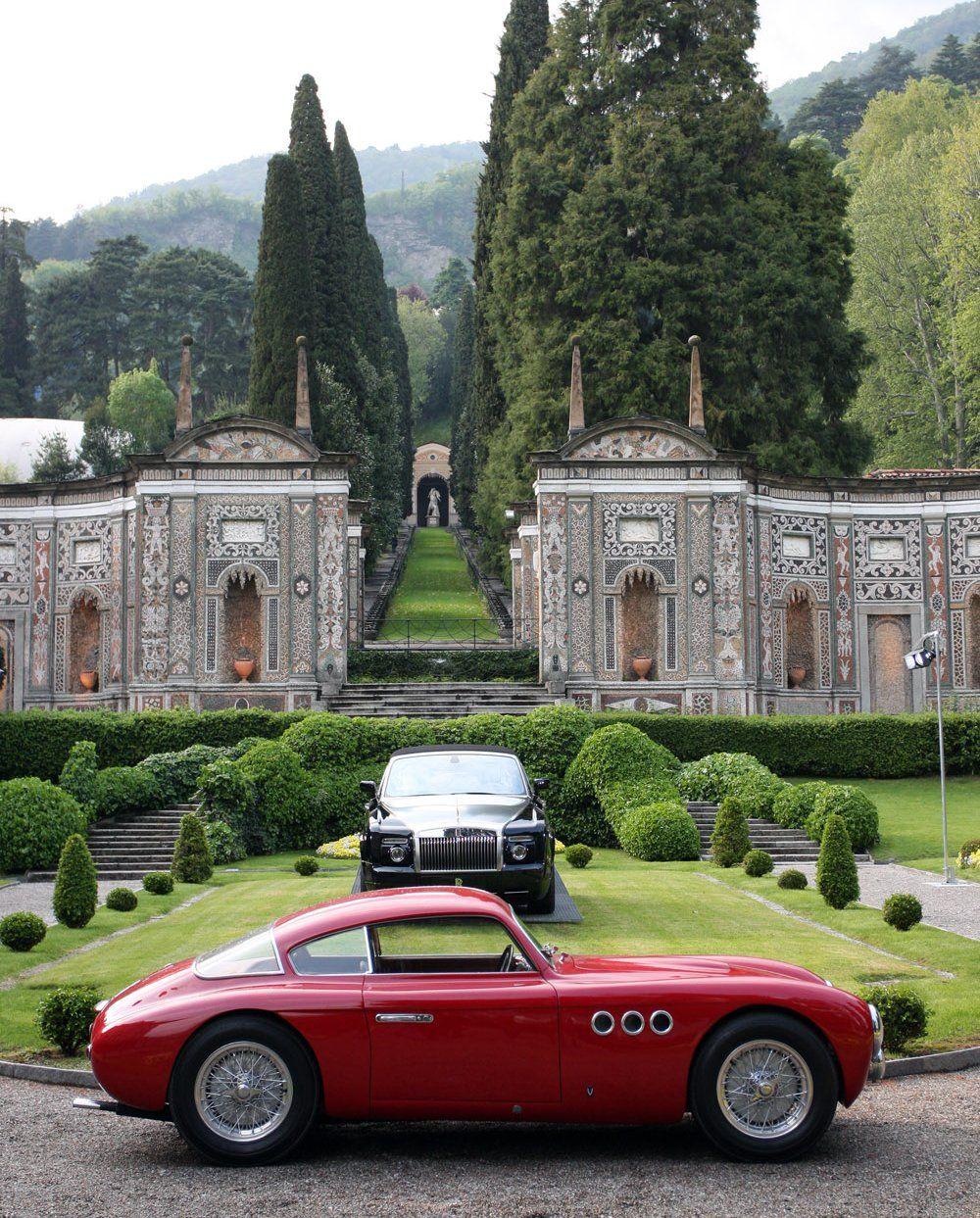 Special cars: Cisitalia Abarth 204a Berlinetta Corsa by Carrozzeria Vignale