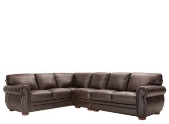 Marsala 3 Pc Leather Sectional Sofa Rr S Place