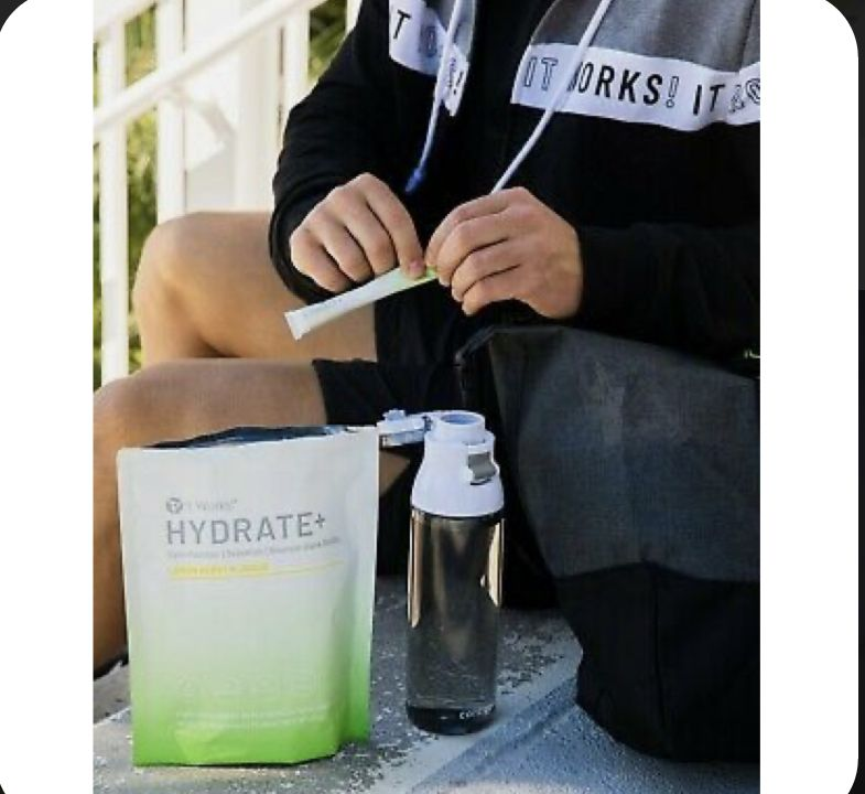 It works hydrate hydration it works products post