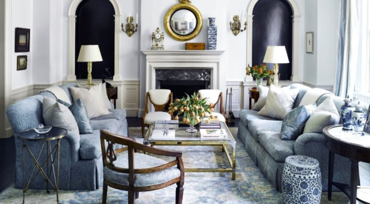 The Key Characteristics That Define A French Country Living Room French Country Living Room French Living Rooms Living Room Furniture Layout