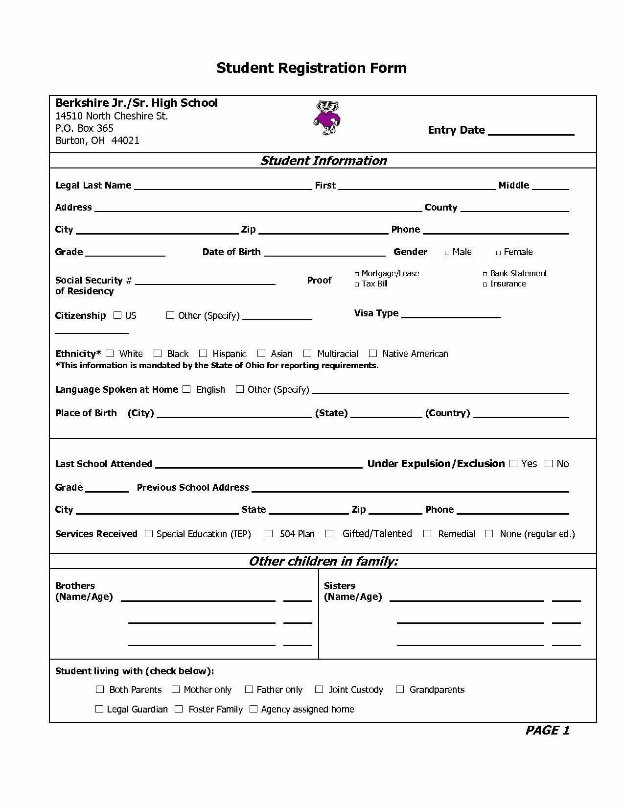 Artwork Release Form Template Luxury Students Application Form
