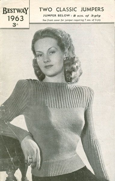 Knit Patterns For Size 2 Needles Google Search 1940s Knitting