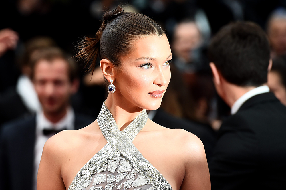 Bella Hadid Says She's Scared to Try This Procedure Lip