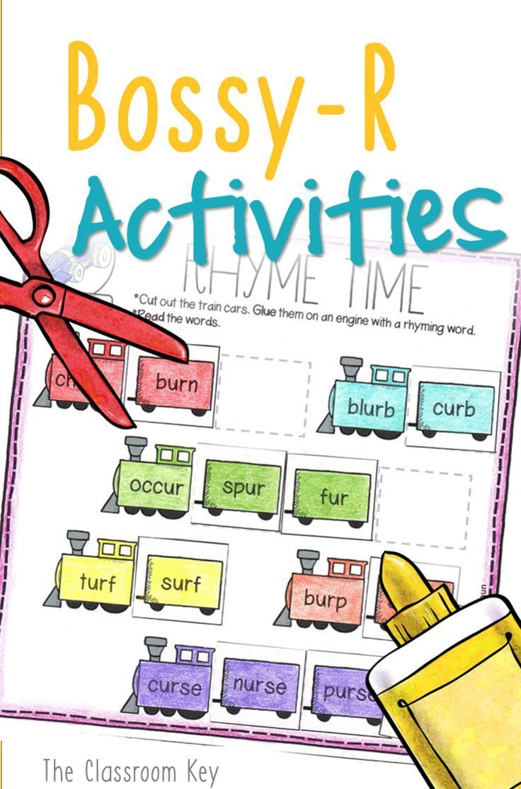 worksheet Bossy R Worksheets bossy r controlled vowels activity worksheets 1st or 2nd grade phonics activities and activities