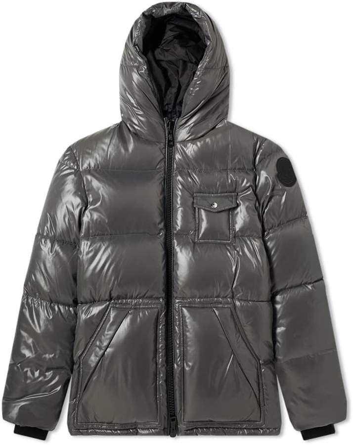 ddc7af002 Moncler Genius 2 Moncler 1952 Apremont Hooded Down Jacket   Products ...