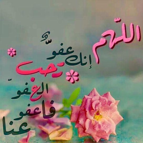 Desertrose دعاء الرسول صلى الله عليه وسلم في شهر رمضان وفي ليلة القدر